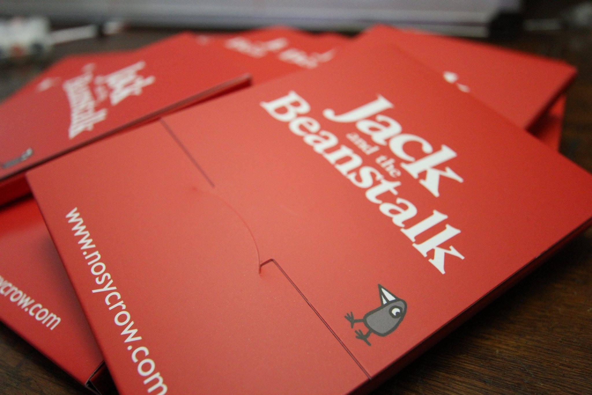 Jack and the Beanstalk | Nosy Crow