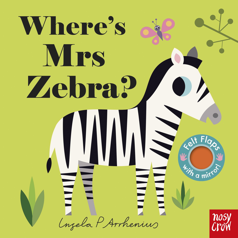 Where's Mrs Zebra