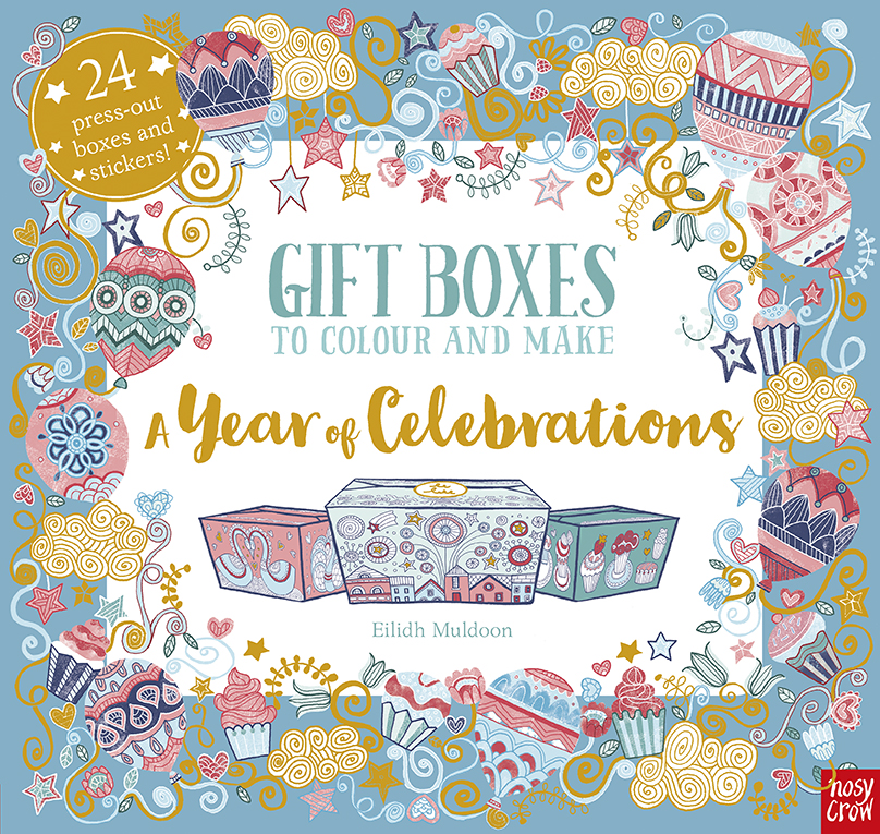 Gift Boxes: Year of Celebrations