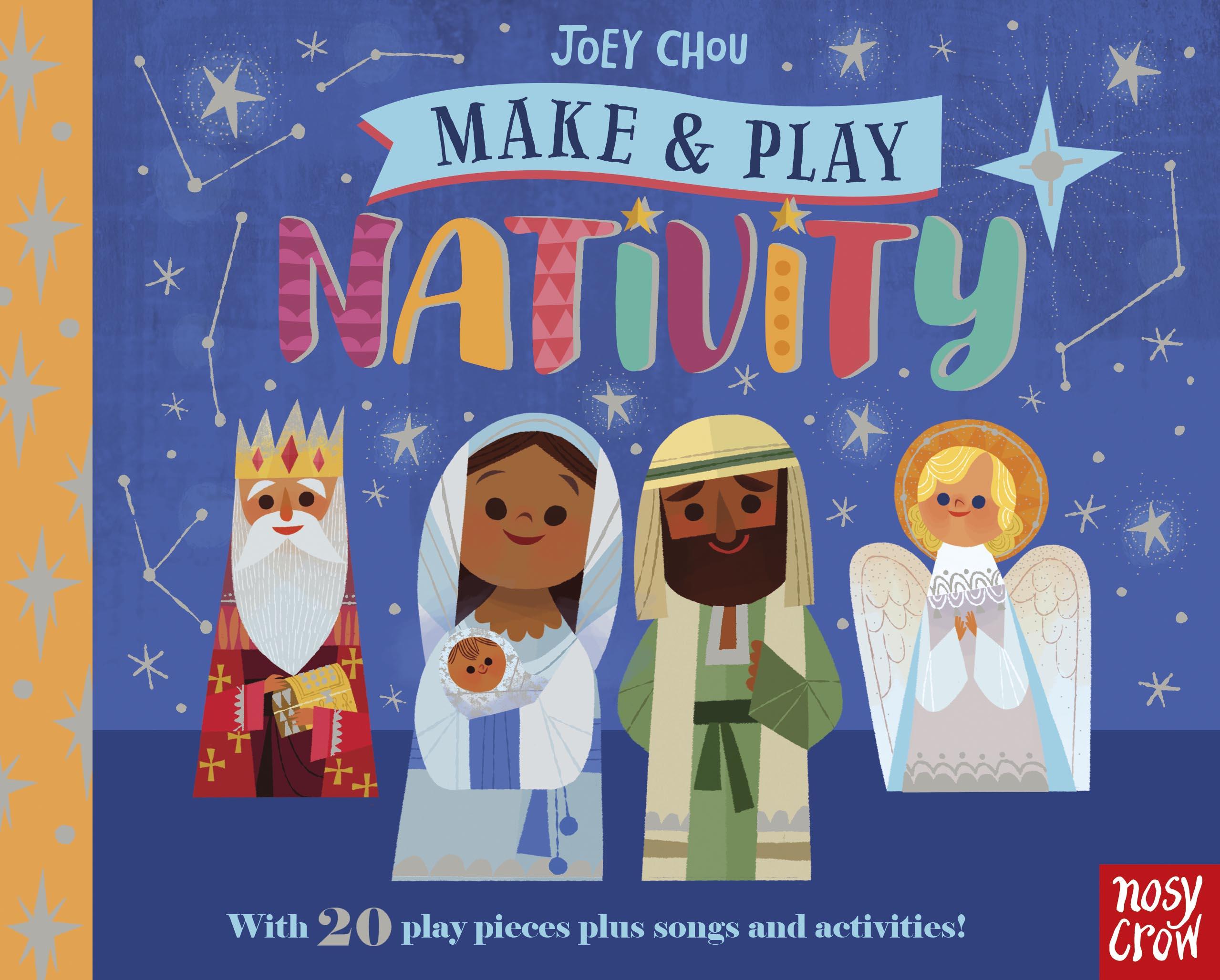 Make And Play: Nativity