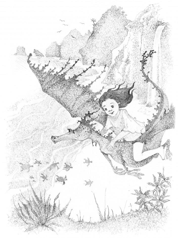 The Secret Rescuers: The Sea Pony   Paula Harrison