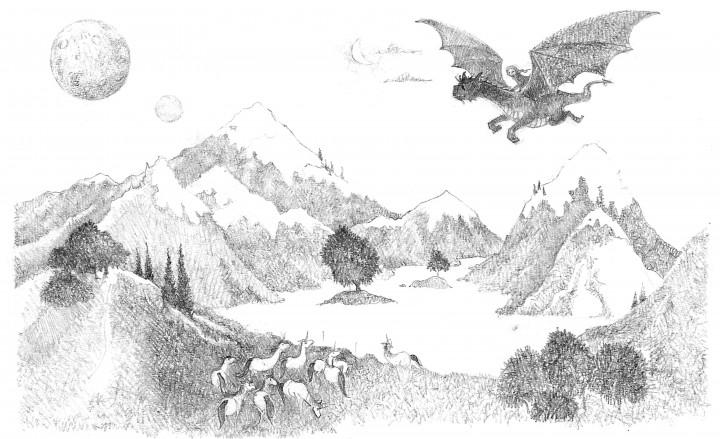The Secret Rescuers: The Storm Dragon   Paula Harrison