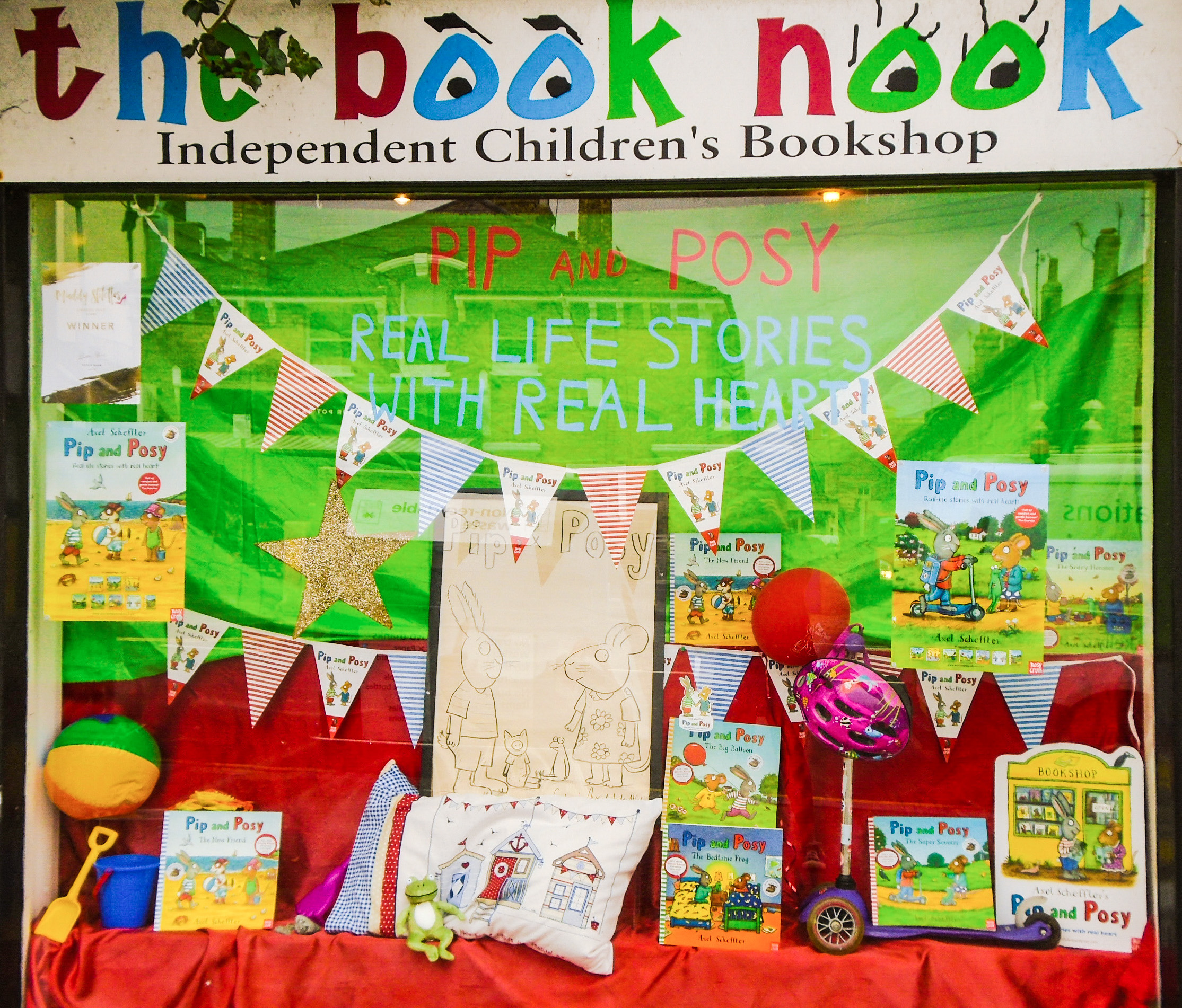 The Book Nook - Hove