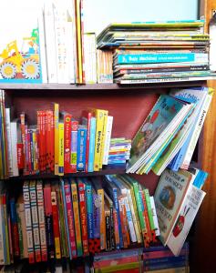 hugo bookshelf