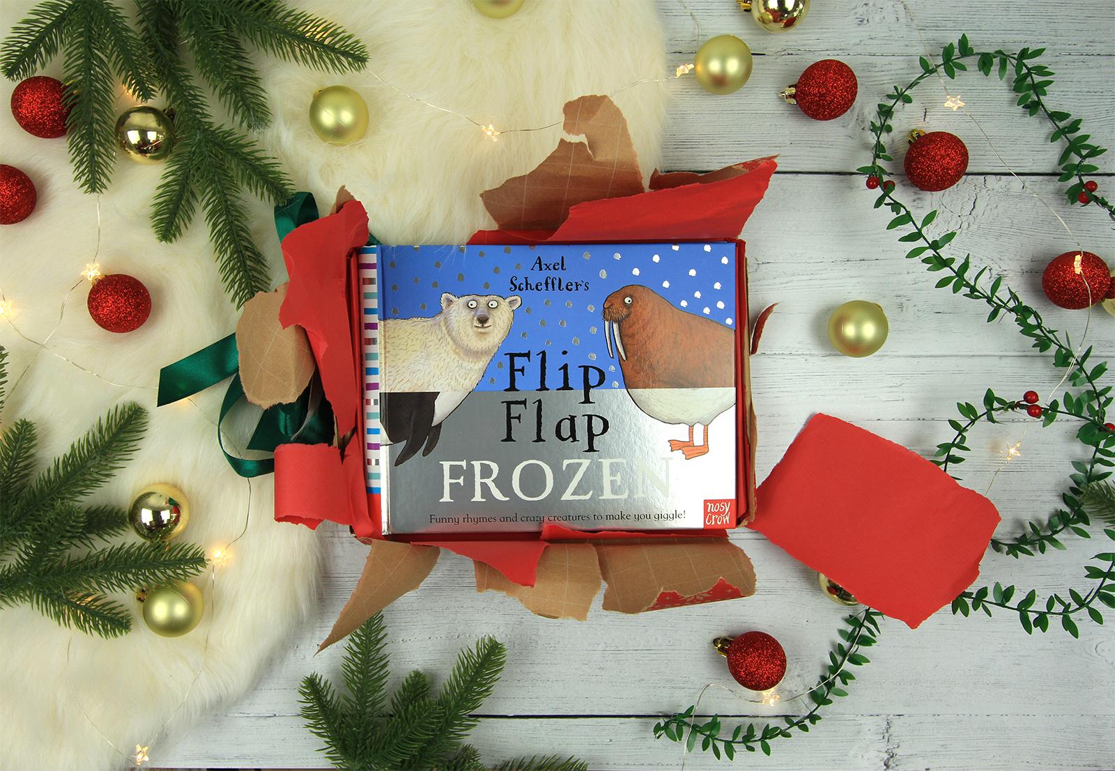 Flip Flap Frozen