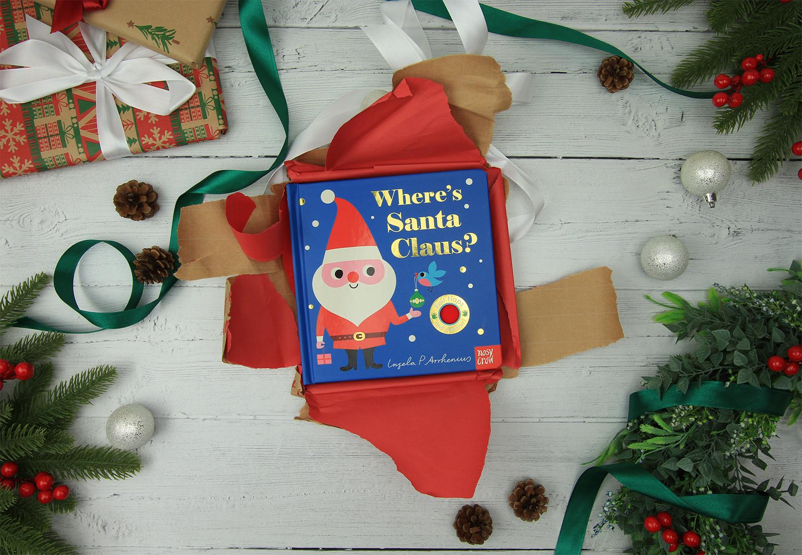 Where's Santa Claus